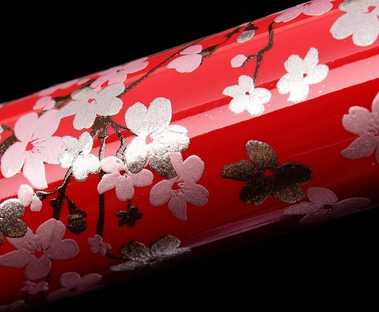 Chikuhodo x Beautylish Holiday 2016 Sakura Brush Set