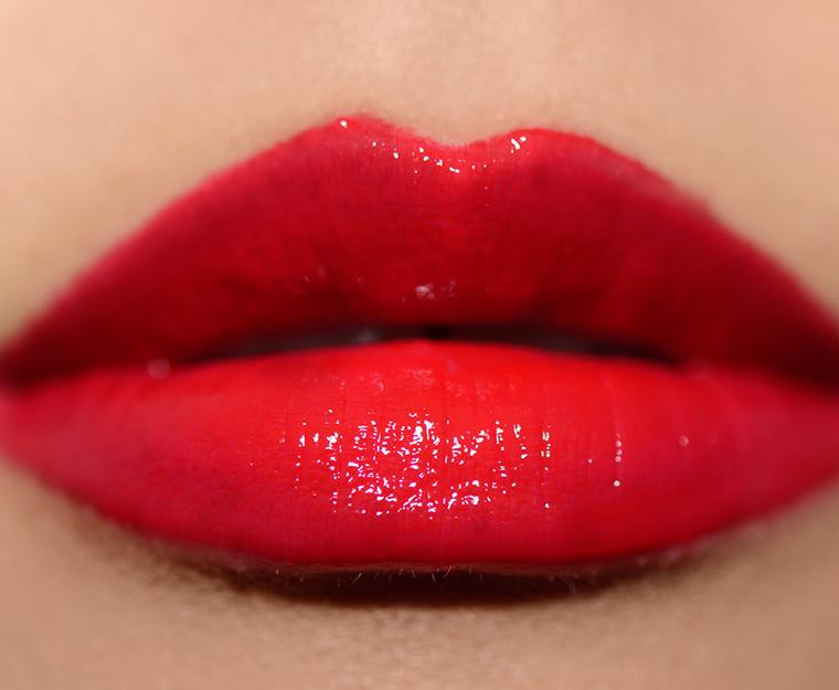 Cle de Peau Bugatti Red (17) Radiant Liquid Rouge