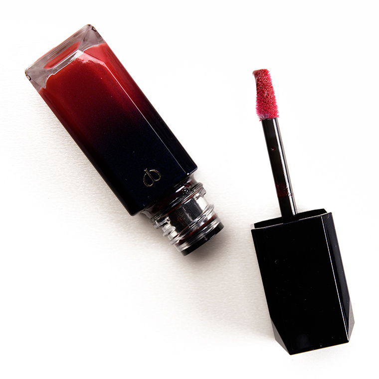 Cle de Peau Lempicka Red (18) Radiant Liquid Rouge