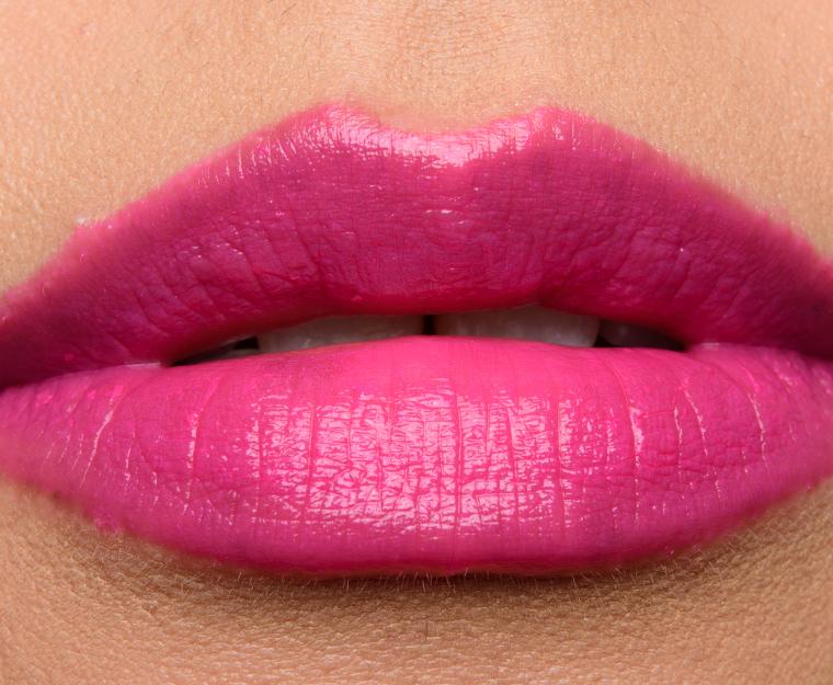 Guerlain Rose Indien (563) KissKiss Lipstick