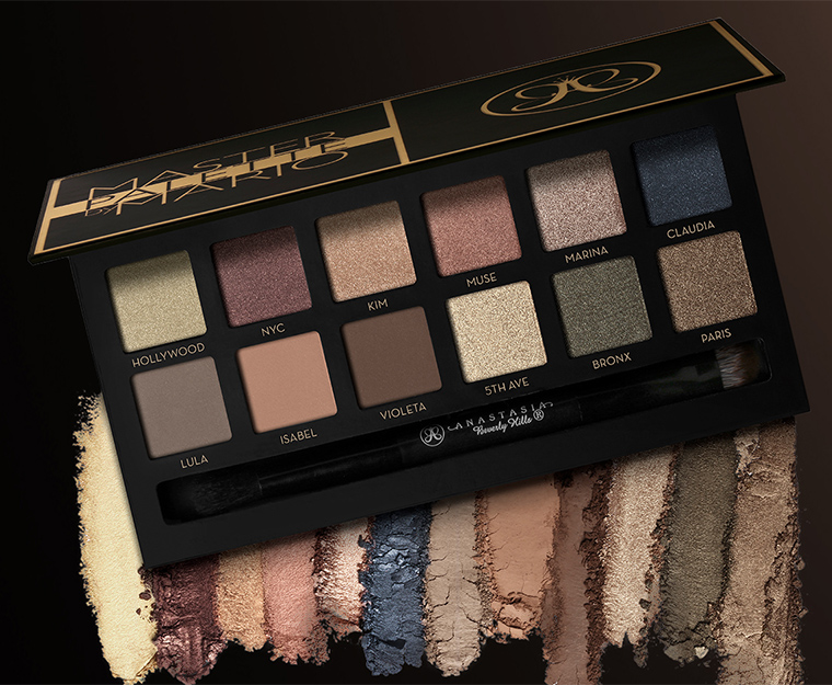 Anastasia Holiday 2016 Launches