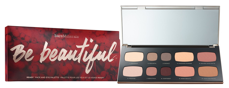 bareMinerals Holiday 2016 Launches
