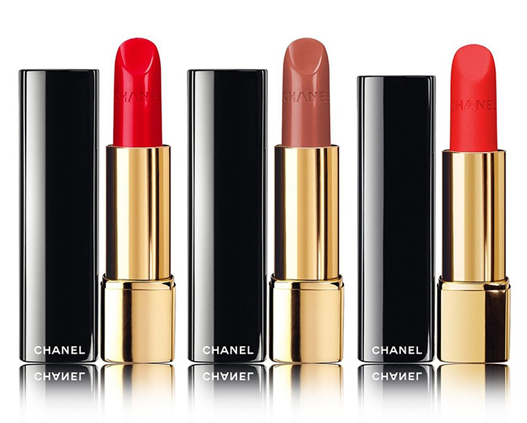 Chanel Rouge Allure Ink Collection