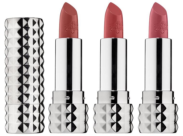 Kat Von D Studded Kiss Lipsticks for Holiday 2016