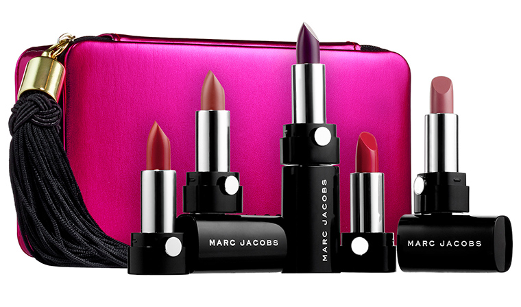 Marc Jacobs Beauty Up All Night Le Marc Lip Creme Collection