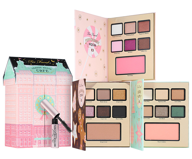 Grand Hotel Cafe Too Faced Coffret