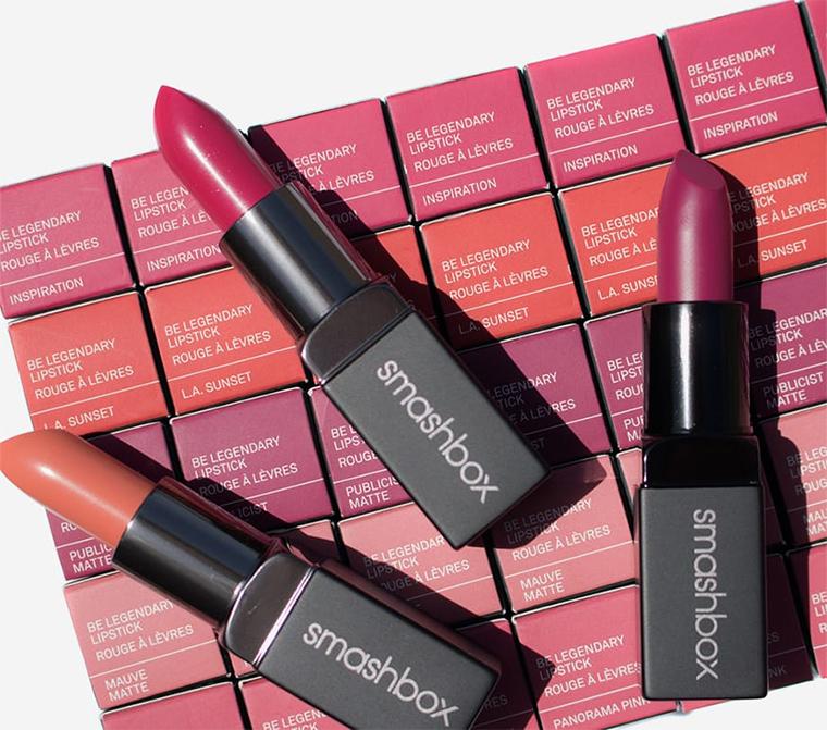 Smashbox Be Legendary Lipstick Shade Extensions