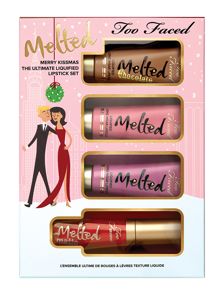Too Faced Christmas In New York Collection For Holiday 2016