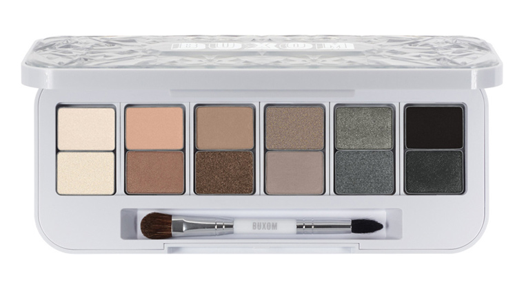 BUXOM Stone Cold Babe Eyeshadow Palette