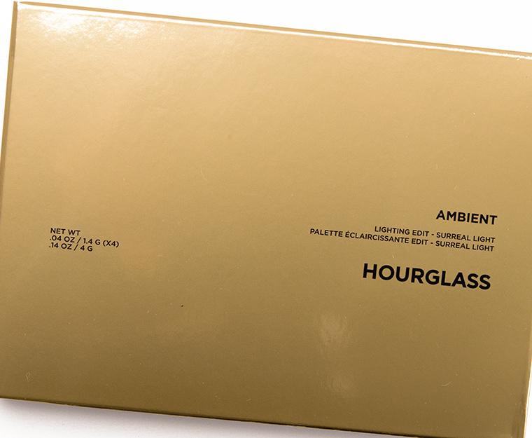 Hourglass Surreal Light Ambient Lighting Edit Palette