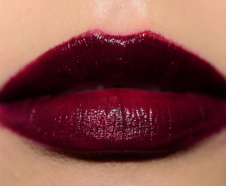 MAC Burnt Violet Liptensity Lipstick