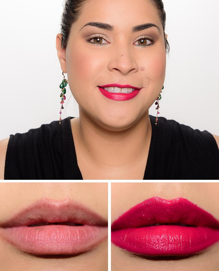MAC Claretcast Liptensity Lipstick