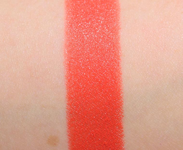 MAC Lobster Liptensity Lipstick