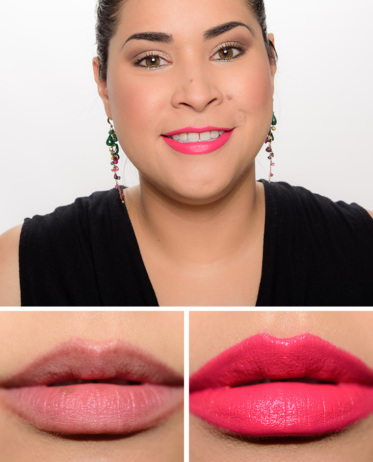 MAC Lobster, Postmodern, Gumball Liptensity Lipsticks Reviews, Photos, Swatches