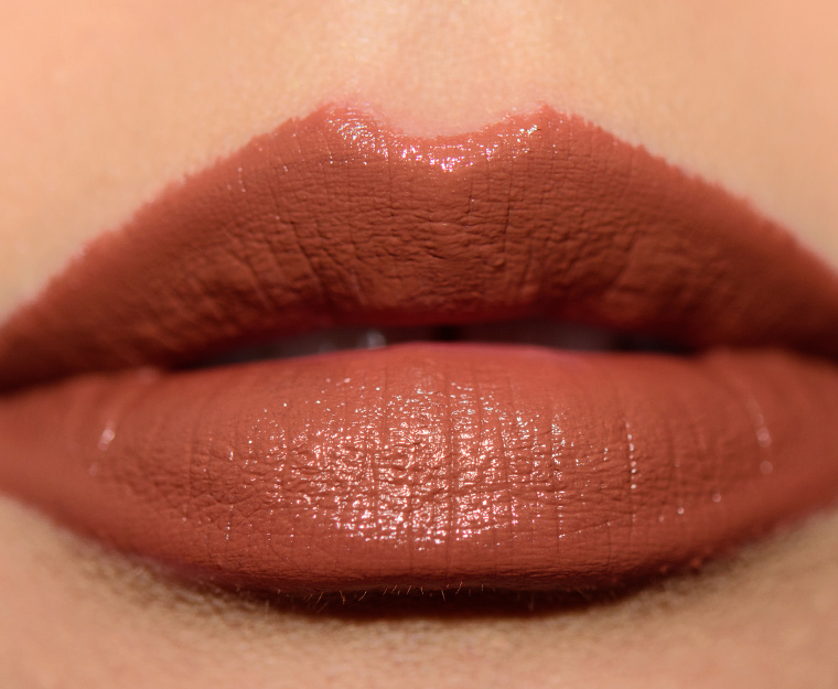 MAC Toast and Butter Liptensity Lipstick