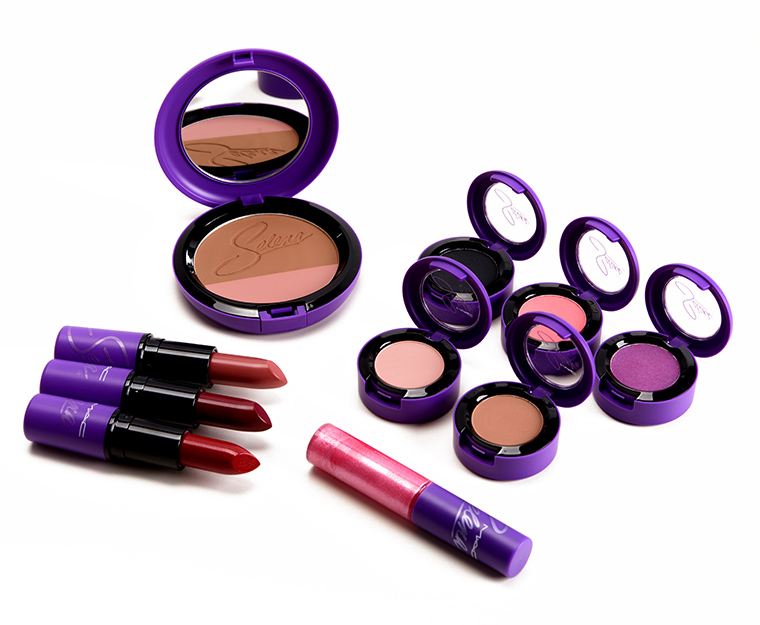 MAC x Selena Collection