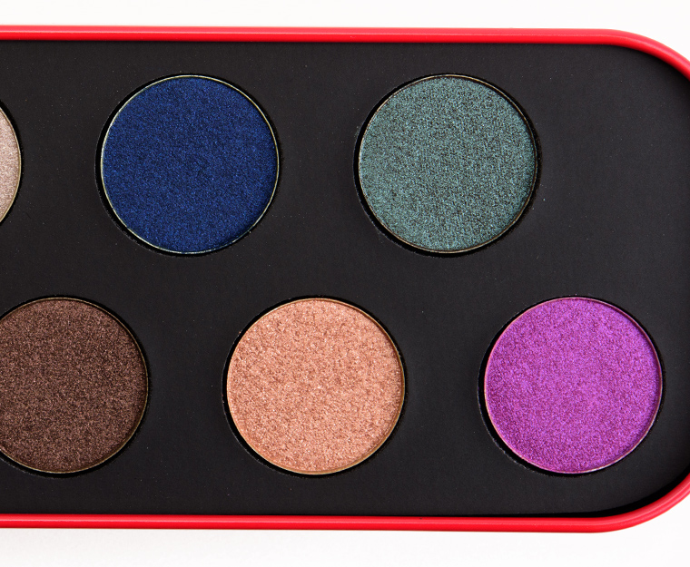make up for ever artistic holiday 2016 artist palette review