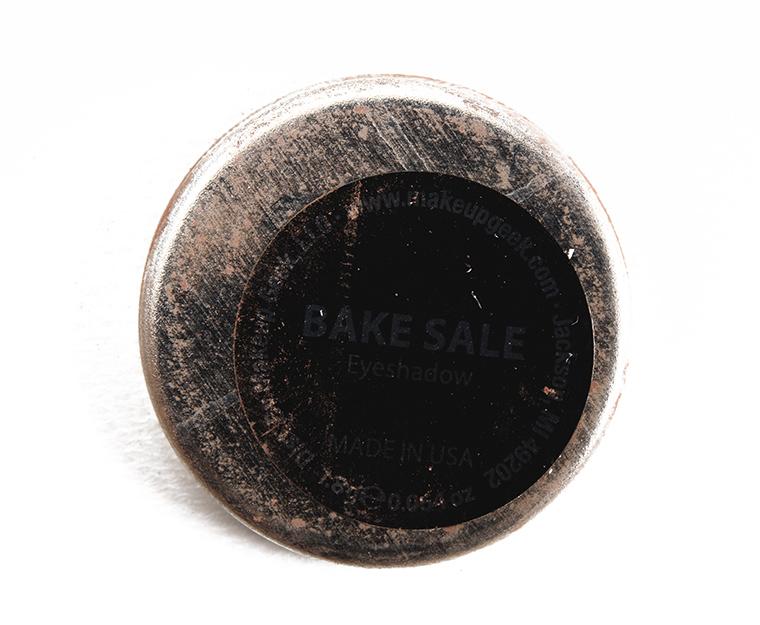Makeup Geek Bake Sale Eyeshadow