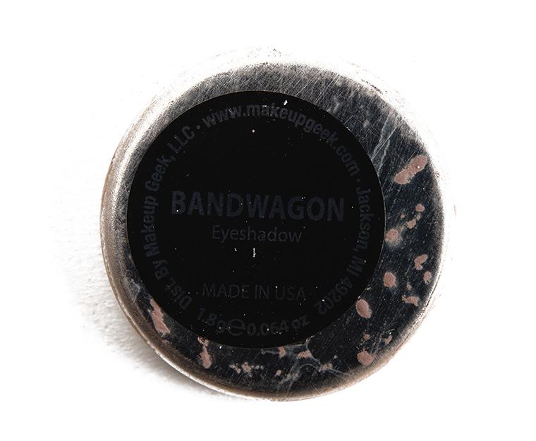 Makeup Geek Bandwagon Eyeshadow