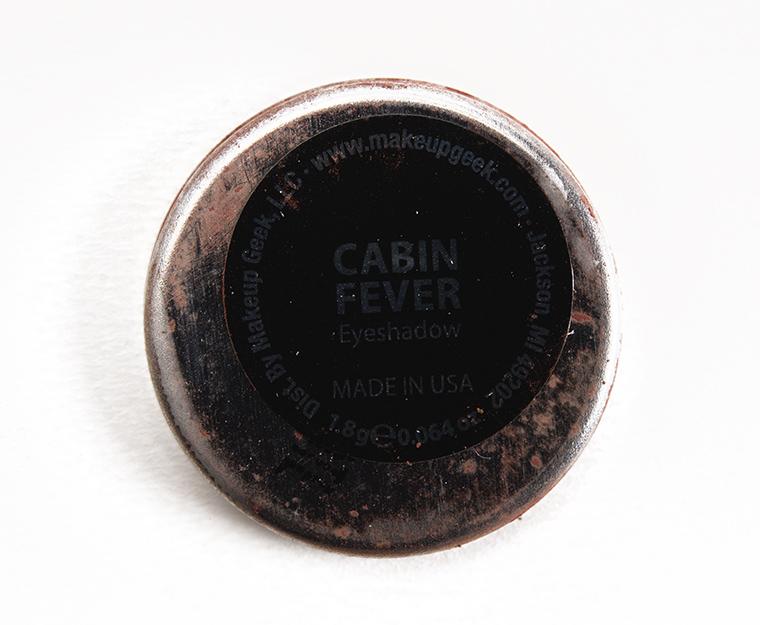 Makeup Geek Cabin Fever Eyeshadow