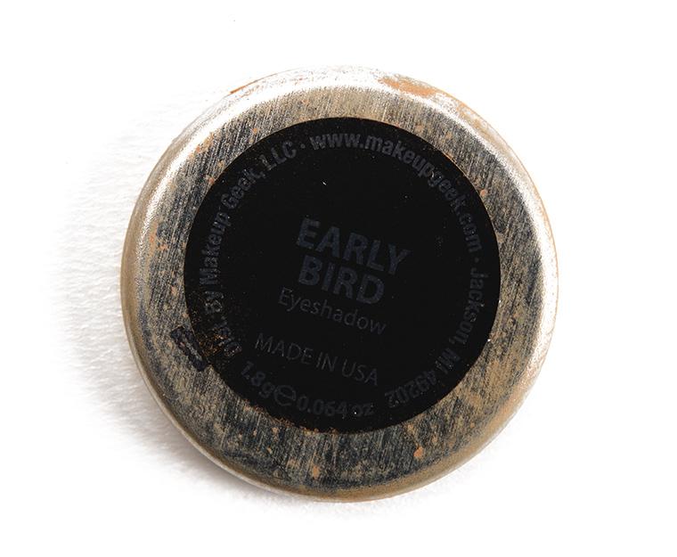 Makeup Geek Early Bird Eyeshadow