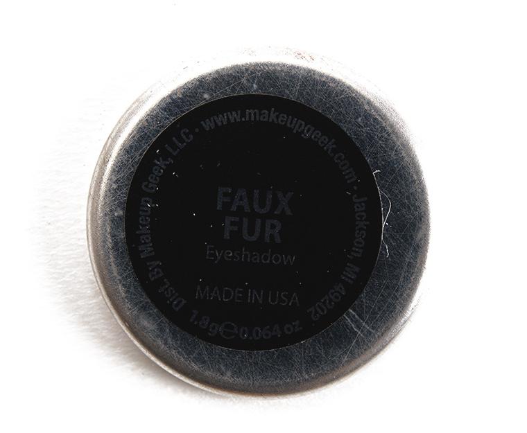 Makeup Geek Faux Fur Eyeshadow
