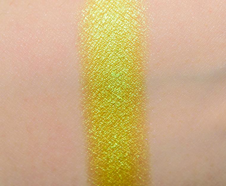 Makeup Geek Limelight Foiled Eyeshadow