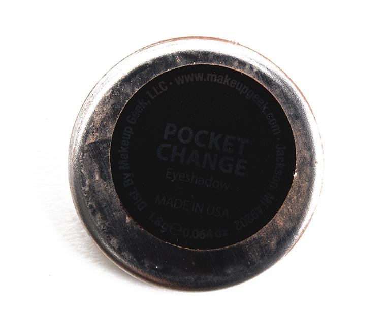 Makeup Geek Pocket Change Eyeshadow