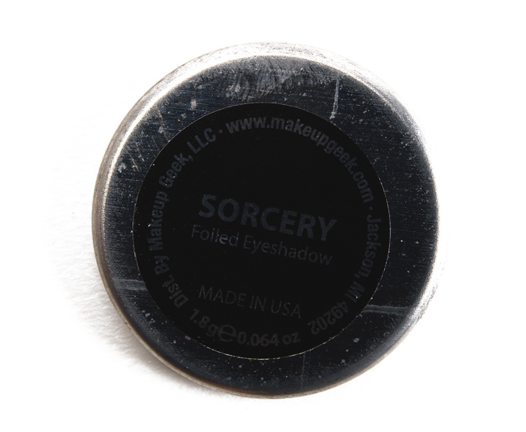 Makeup Geek Sorcery Foiled Eyeshadow