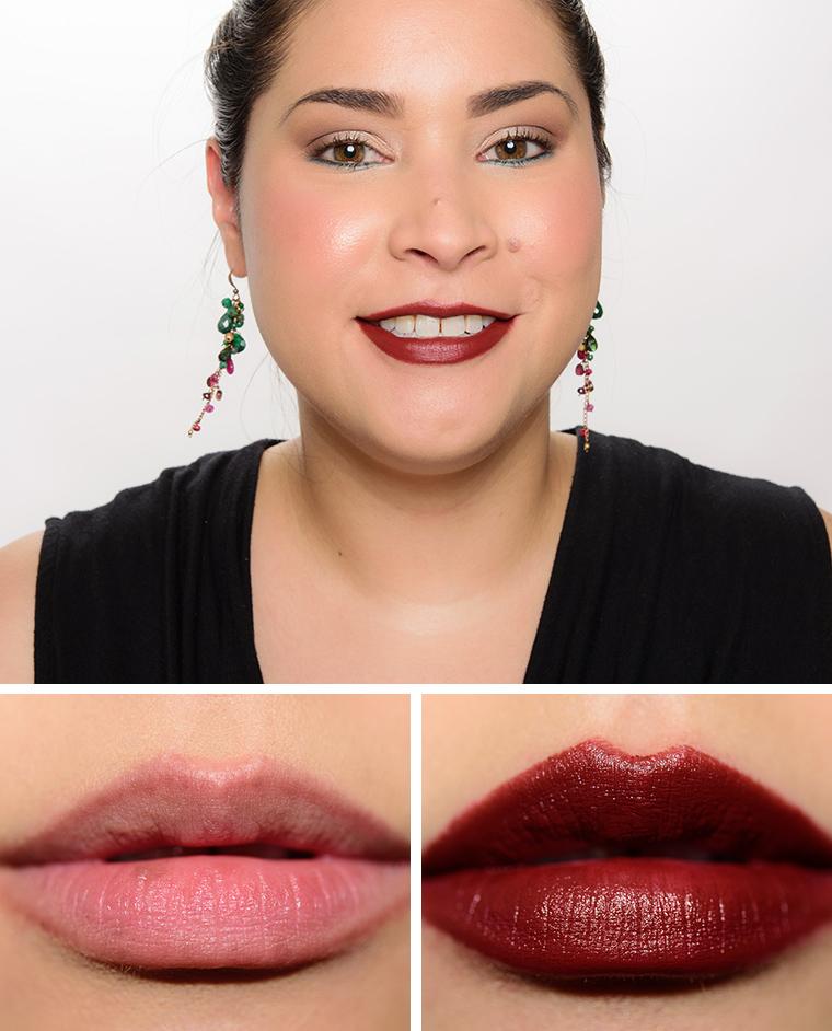 Mac Pink Brown Lipstick hd gallery