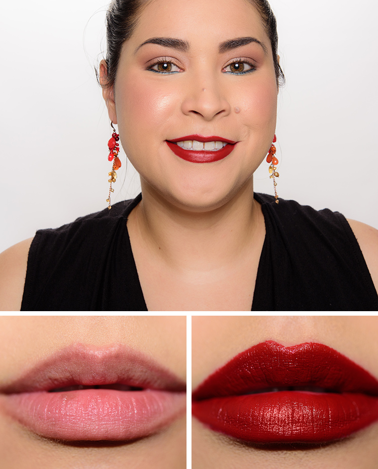Marc Jacobs Beauty Miss Scarlet Le Marc Lip Creme