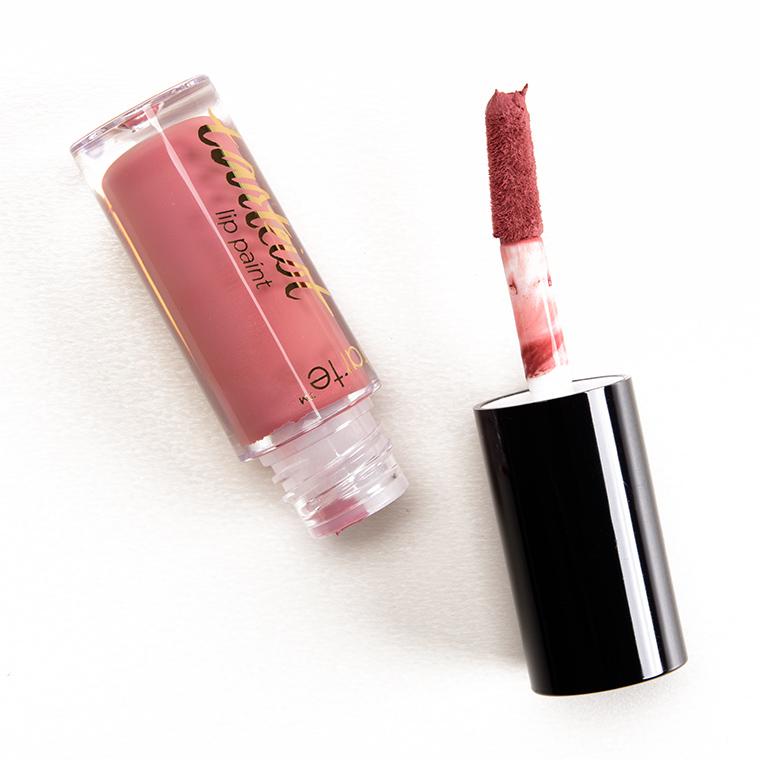 Sneak peek tarte limitless lippies tarteist lip paint set for Tarte lip paint namaste