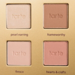 Tarte Pretty Paintbox Holiday 2016 Collector's Makeup Case