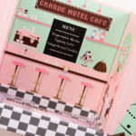 Too Faced Grand Hotel Café Holiday 2016 Grand Hotel Café Palette Set