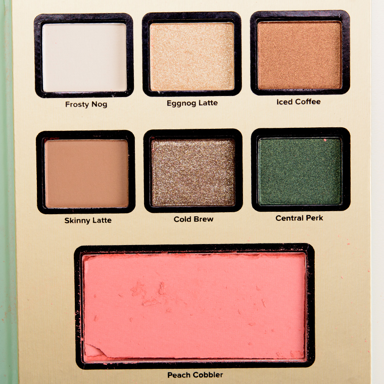 Too Faced Grand Hotel Cafe Review