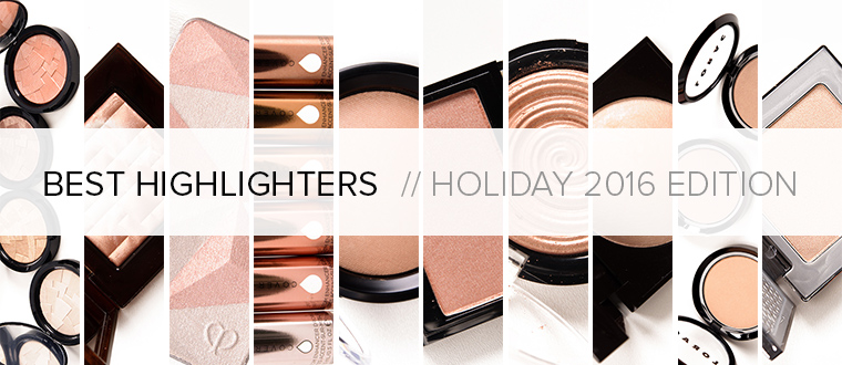 Best Highlighters | Holiday 2016 Gift Guide