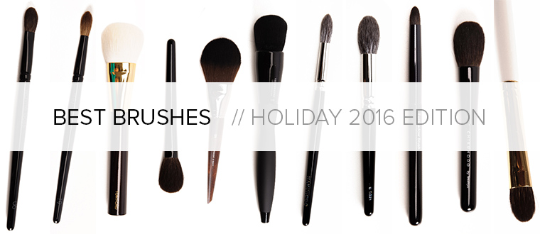 Best Brushes | Holiday 2016 Gift Guide