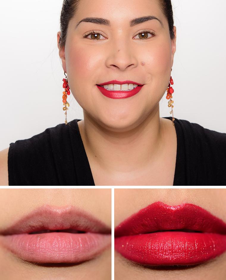 Bite Beauty Gold/Sour Cherry Amuse Bouche Lipstick