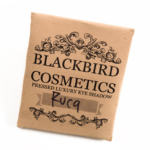 Blackbird Cosmetics Ruca Luxury Eyeshadow