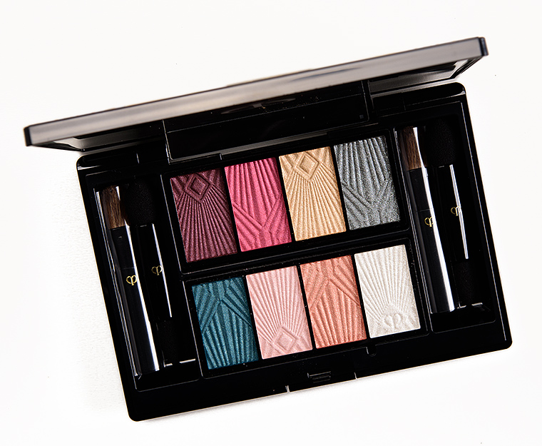 Cle de Peau Les Annees Folles Holiday 2016 Eye Color Palette