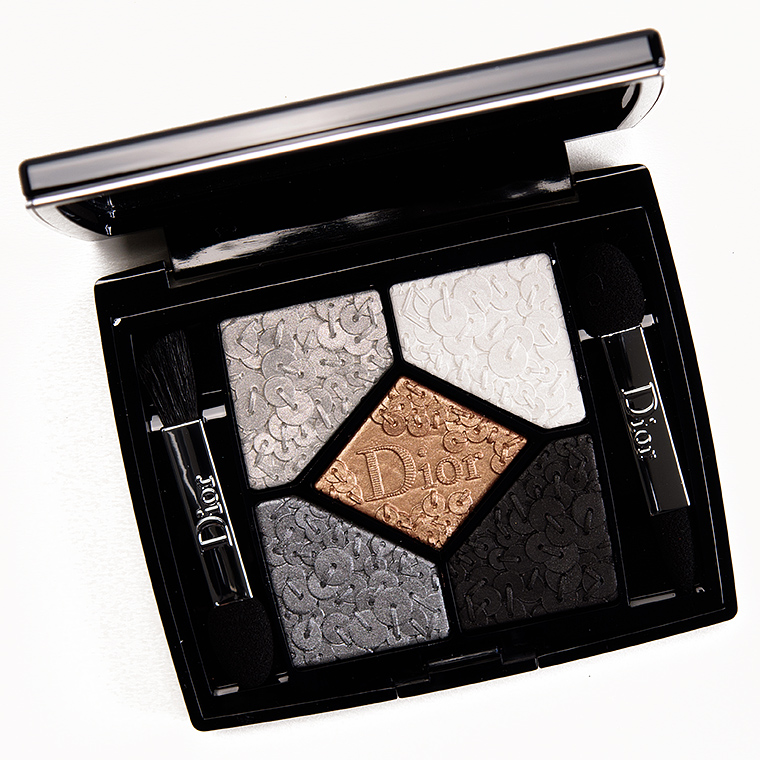 Dior Smoky Sequins (066 5 Couleurs Eyeshadow Palette