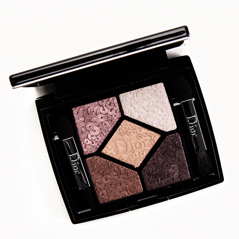 Dior Precious Embroidery (776) 5 Couleurs Eyeshadow Palette
