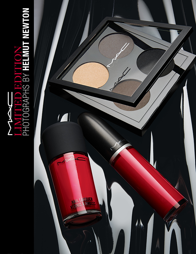 MAC x Helmut Newton for Fall 2016