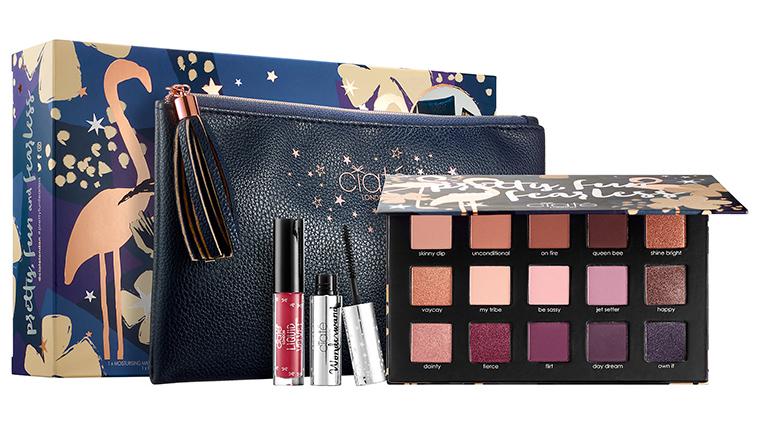 Ciate x Chloe Morello Beauty Haul Makeup Set for Holiday 2016