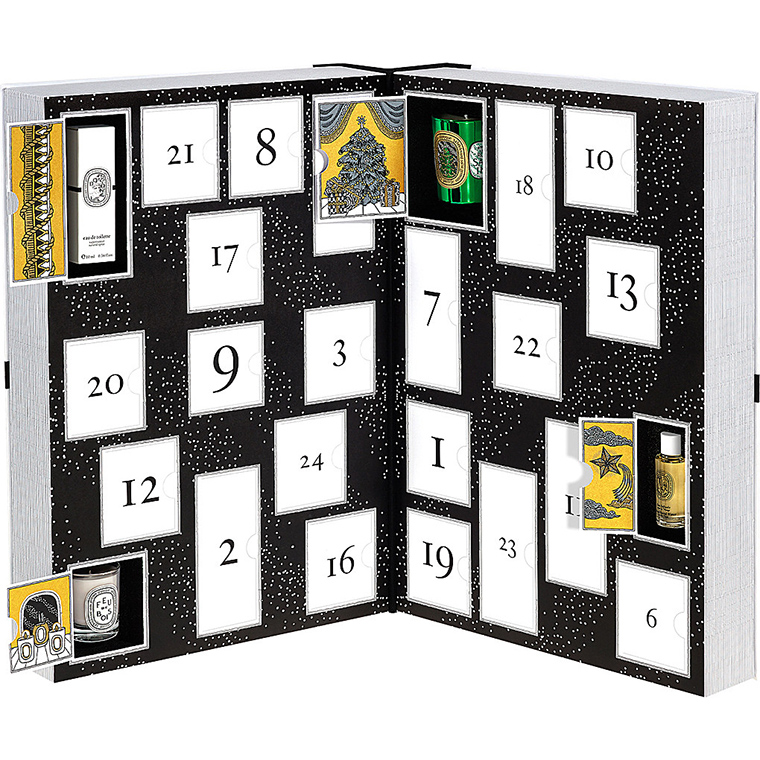 Diptyque 2016 Advent Calendar at Selfridges