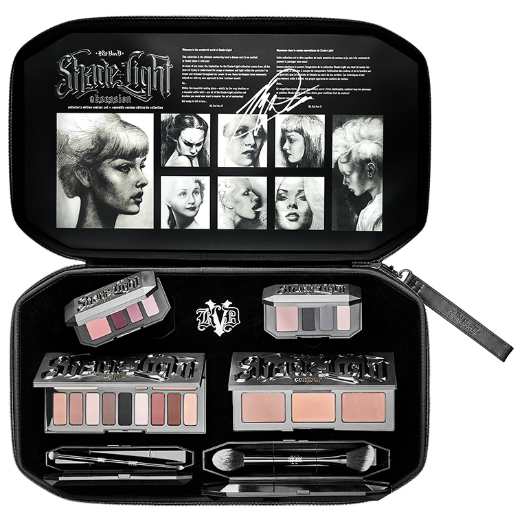 Kat Von D Shade + Light Obsession Collector's Edition