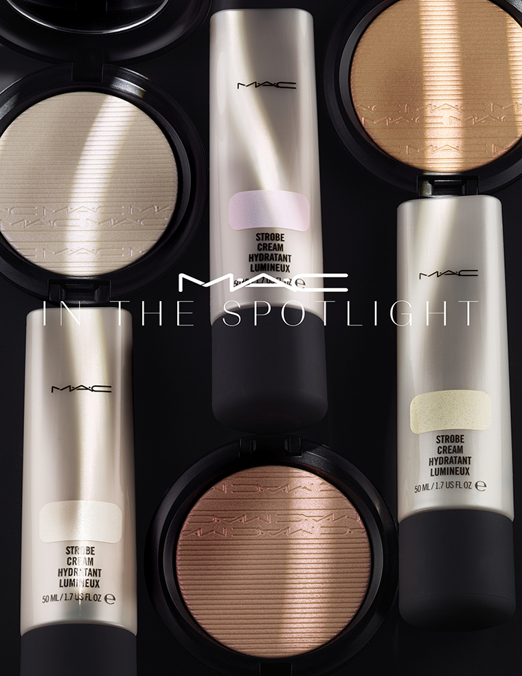 MAC In the Spotlight Collection