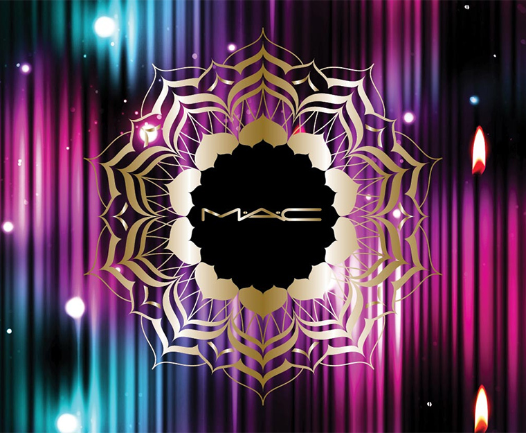 MAC Diwali Light Festival Collection