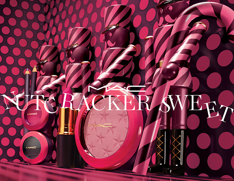 MAC Nutcracker Sweet Holiday 2016 Collection -- Colour