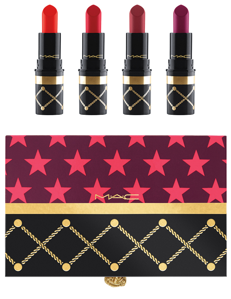 MAC Nutcracker Sweet Holiday 2016 Collection -- Minis